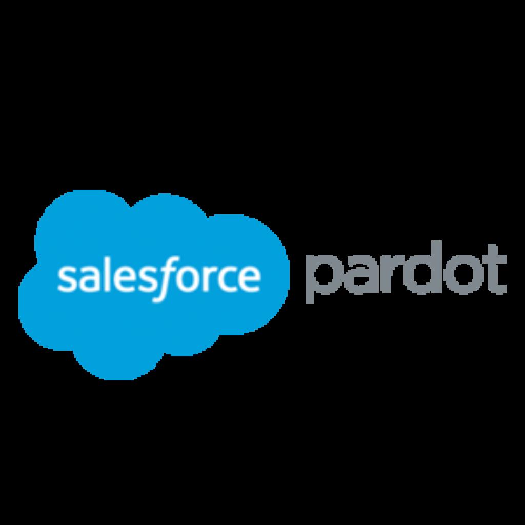 Salesforce Pardot logo