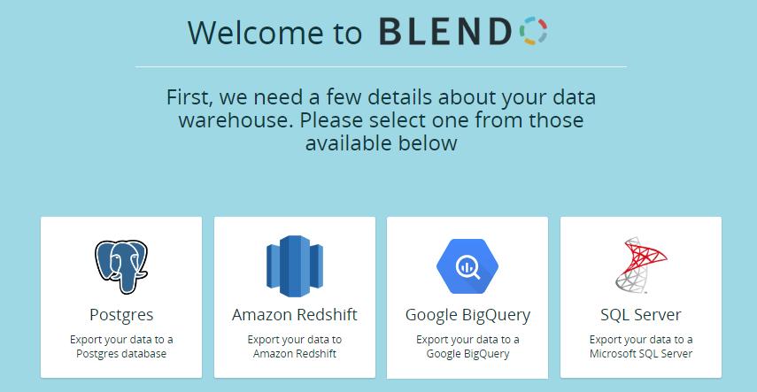Google BigQuery as a Data Warehouse Destination