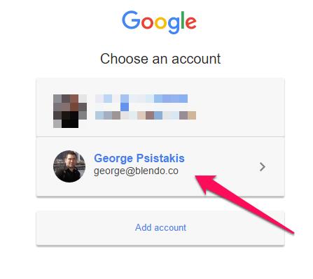 Send data to BigQuery