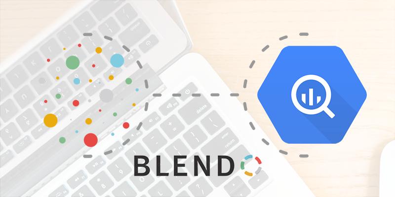 Blendo Now Supports Google BigQuery as a Data Warehouse Destination