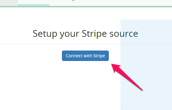 Setup Stripe integration