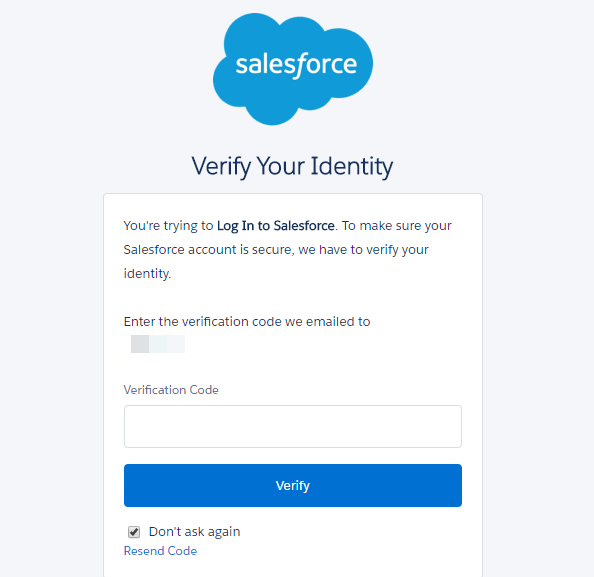 connect salesforce to your data warehouse.