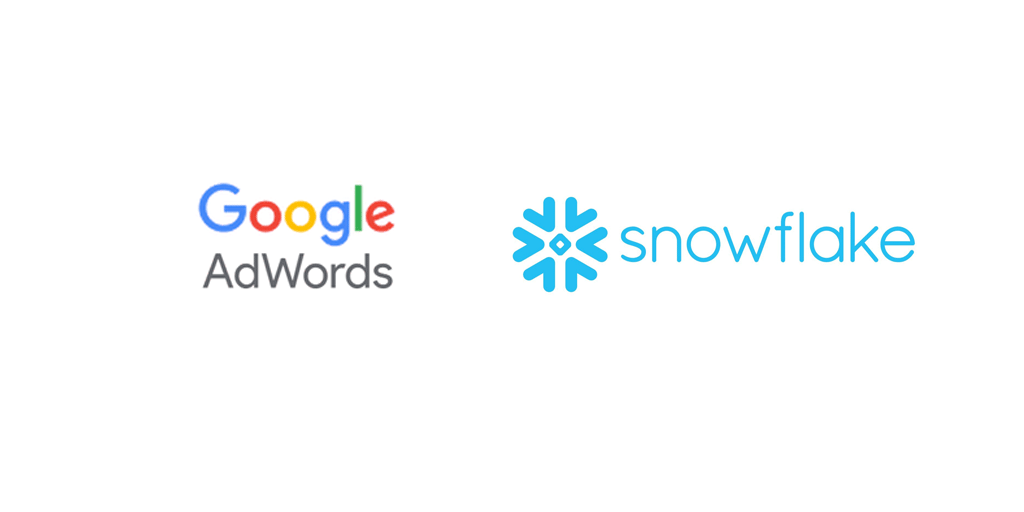 How to load data from AdWords to Snowflake - Blendo