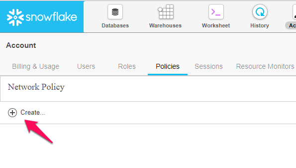 Configuring Networking and Snowflake Permissions