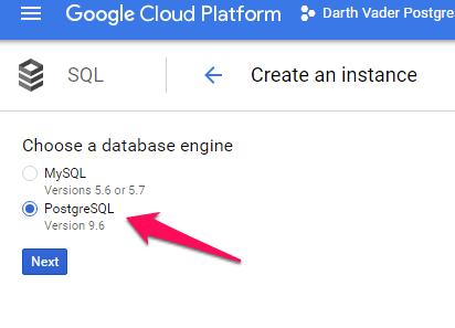 How to Setup a Google Cloud SQL PostgreSQL Data Warehouse