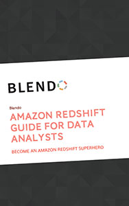 Ebook: Amazon Redshift Guide for Data Analysts