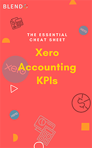 Xero Accounting: The Essential KPI Cheat Sheet